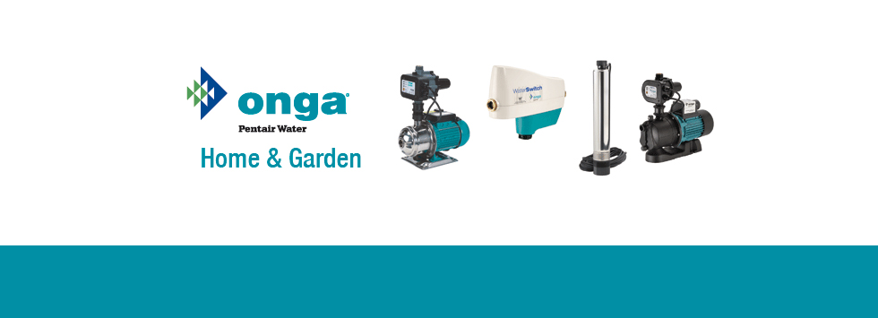 Onga Pentair Water Pump